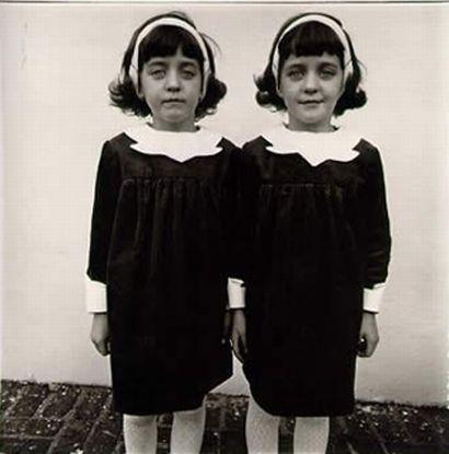 Identical Twins, Roselle, N.Y., 1967 Diane Arbus