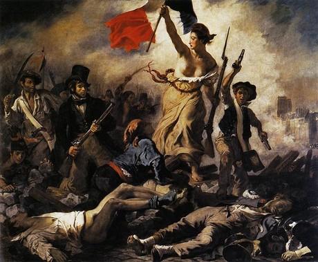 14. Juli 1789 - Die Freiheit führt dasVolk