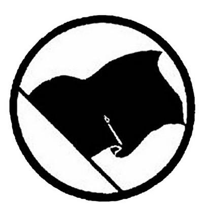 Schwarze Flagge