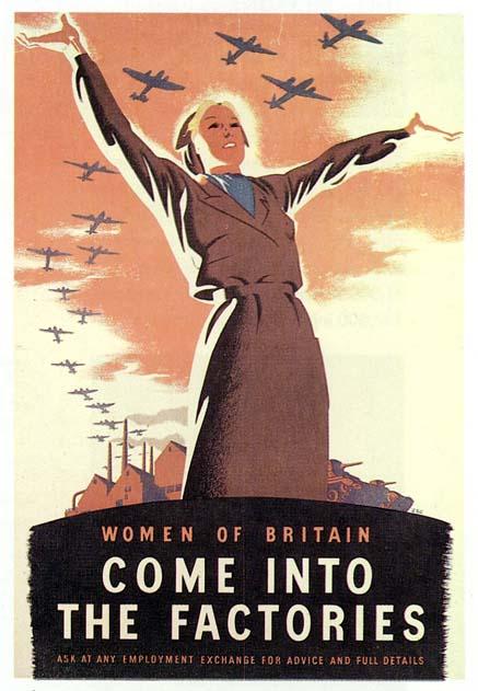 British Propaganda Posters of the Second WorldWar
