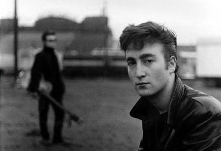 John Lennon Hamburg60′ies