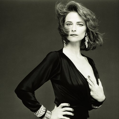 Charlotte Rampling by Bettina Rheims