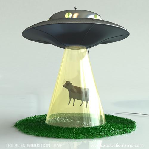 Alienlampe
