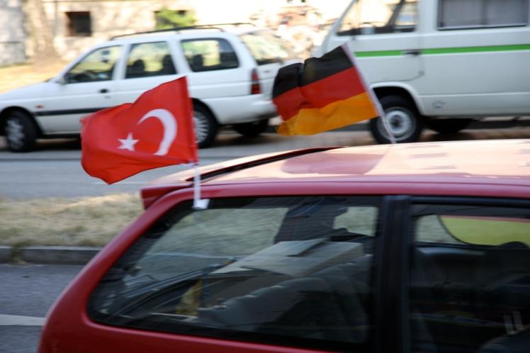 Doppelbeflaggung 2008 bosch