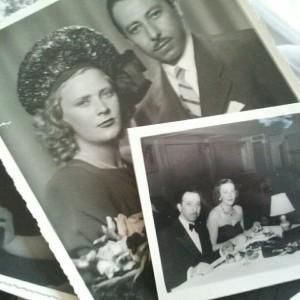 Hochzeit Istanbul 1947
