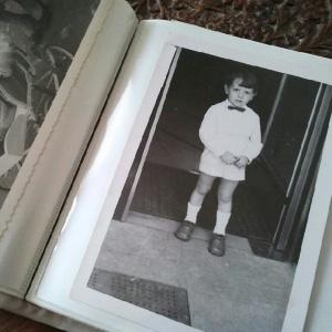 Cem etwa 4 Jahre alt in Hamburg